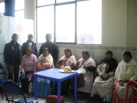 photo of Vicuñitas 2010 Chacaltaya Group