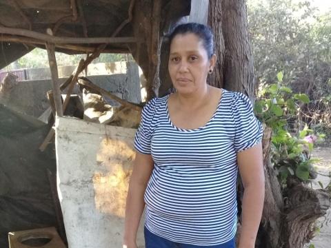 photo of Maritza Francisca