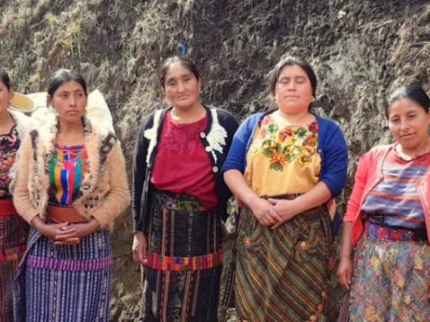 photo of El Mesias De Chuguexa Group