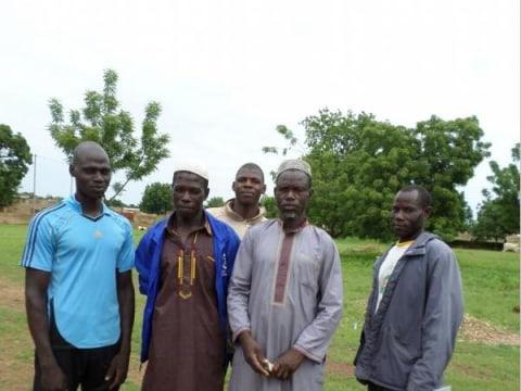 photo of Ousseni's Group