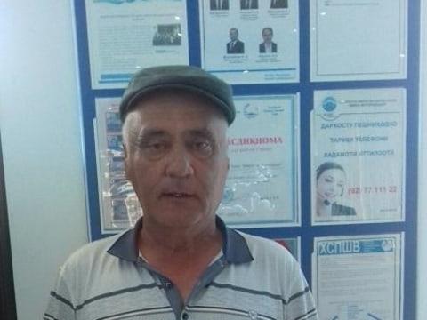 photo of Mahsudjon
