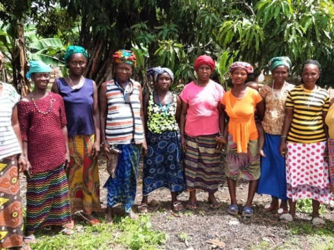 photo of Yabu's Best Female Farmers Group
