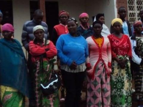 photo of Abizerwa B Cb Group