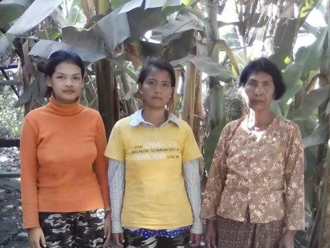 photo of Sengleng's Group