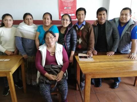 photo of Luz De Amazonas I Group