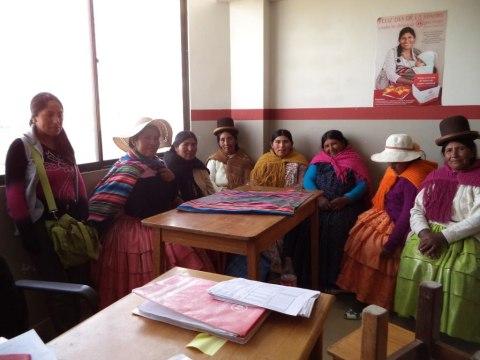 photo of Pomamaya Group