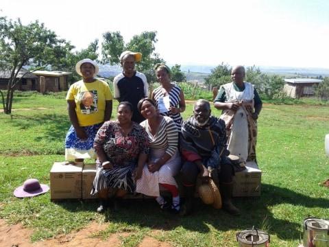 photo of Reithabetse Ha Mohalenyane Group
