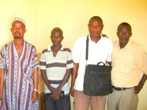 photo of Mohamed's Group