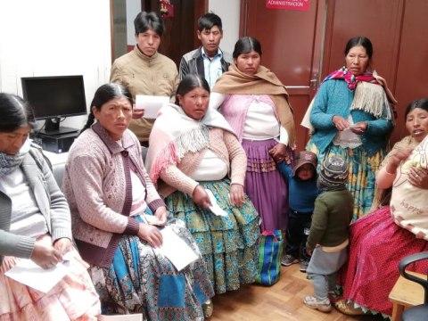 photo of San Agustin De Pillapi Ii Group