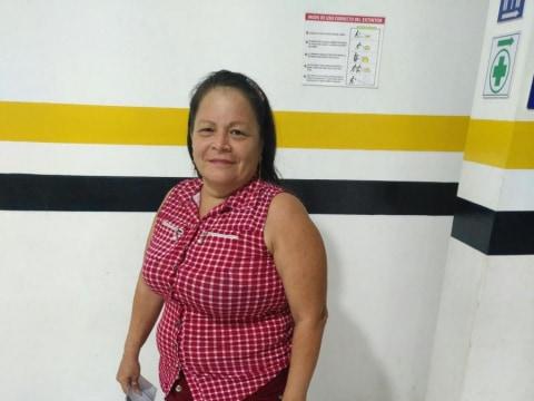 photo of Lilia Patricia