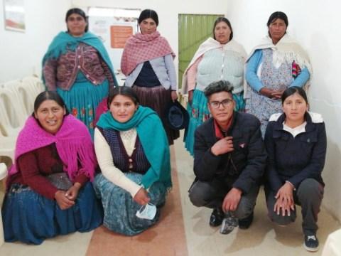 photo of Las Pankaritas Group