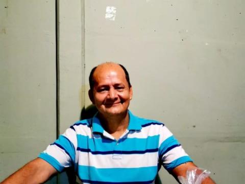 photo of Dagoberto