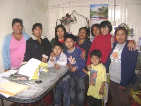 photo of El Progreso Del Vallecito Group