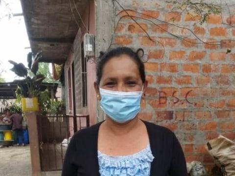 photo of Esperanza Monserrate