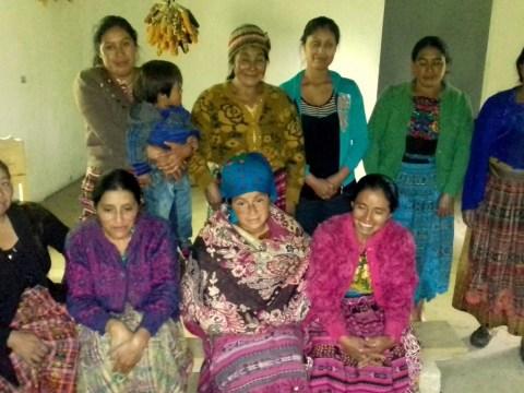 photo of Mujeres De Tacajalve Group