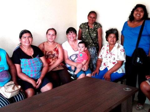 photo of Soñadoras Group