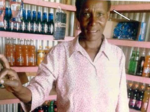 photo of Nyaboke