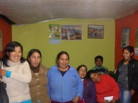 photo of Trabajadoras De Habaspata Group