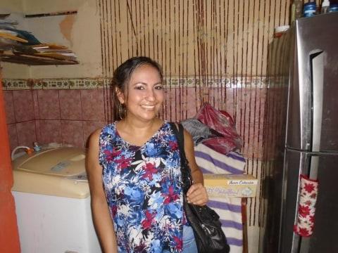 photo of Kenia Isabel