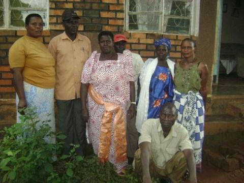 photo of Wojje Azeewo, Kayunga Group