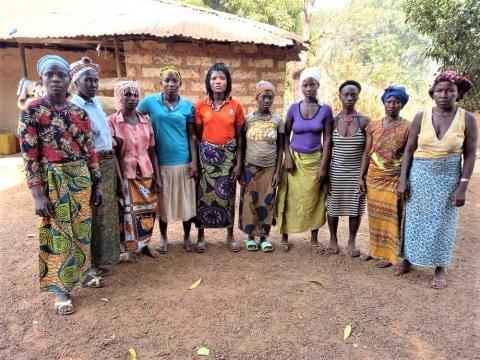 photo of Hassanatu's Female Farmers Group