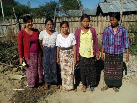 photo of Myay Khe Taung(3)B(Gl) Village Group