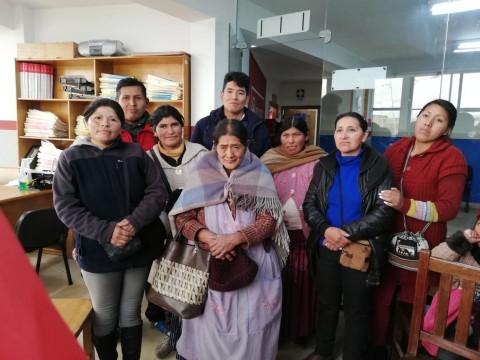 photo of Suma Yapuchiri Group