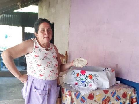 photo of María Juana