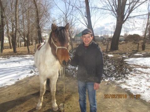 photo of Kanybek
