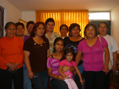 photo of El Valle Renace Group
