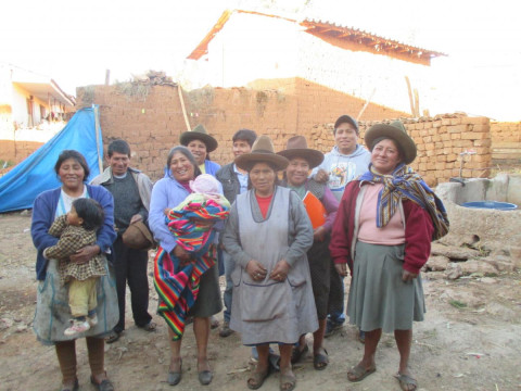 photo of Qorihuayrachina Group