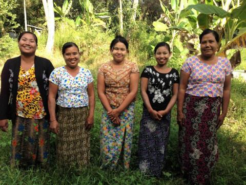 photo of Ta Man Gyi Village Group 1
