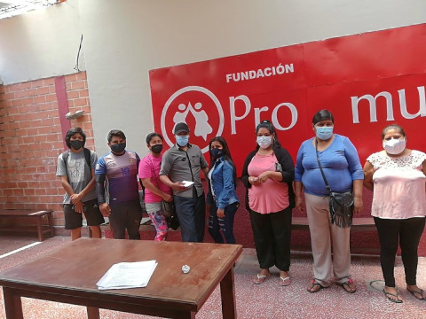 photo of Irma Agustina's Group