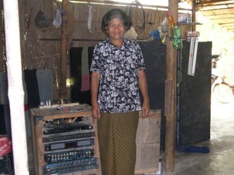 photo of Cham