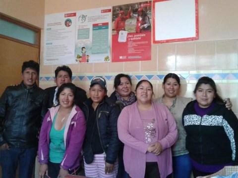 photo of Las Triunfadoras 2018 Group