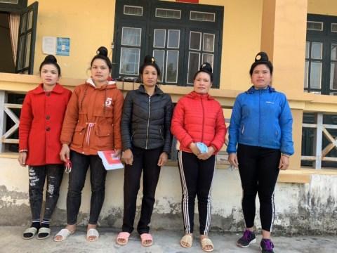 photo of Pa Khoang 49 Group