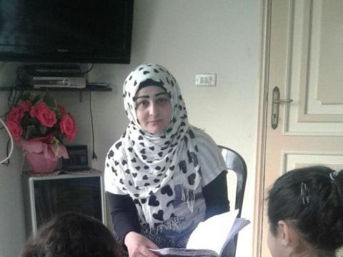 photo of Khouloud