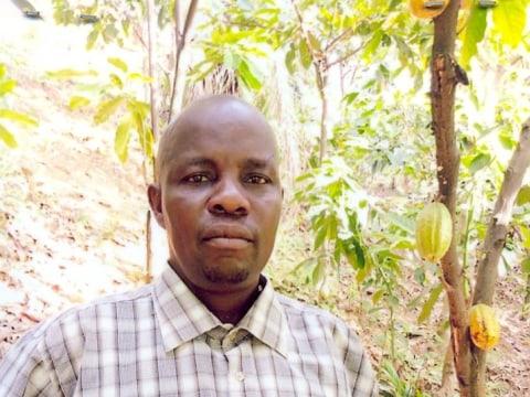 photo of Mathias