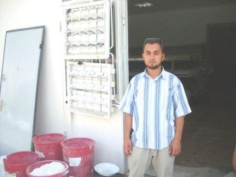 photo of Bahriddin