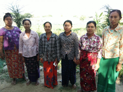 photo of Kya Paing – 5 (C) Village Group