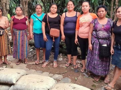 photo of Mujeres De Pamaxan Group
