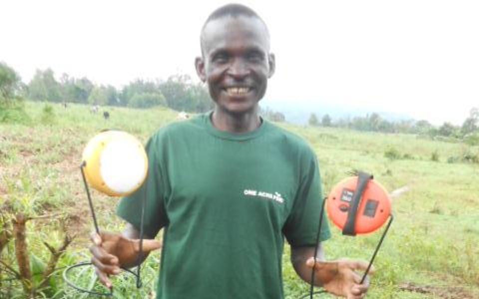 Verstrek een kleine lening aan Pauls Group in Teso, Kenia